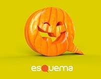 Halloween Esquema