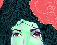 Flower Girl Study