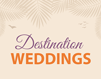 Destination Wedding (Infographic)