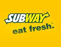 trabalho acadêmico - Subway