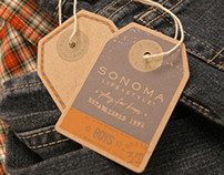 Sonoma Kids - Branding & Packaging