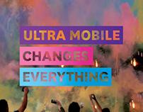 Telecom Ultra Mobile Brand Launch