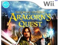 ":: Wii - ""Aragorn's Quest"" ::"
