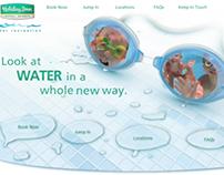 Holiday Inn Waterparks Website