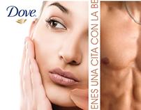 Dove & AXE Shopper Ads
