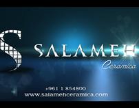 Salameh Animated Logo