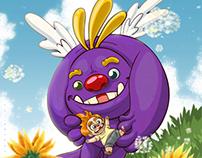 Monstro - Fanart
