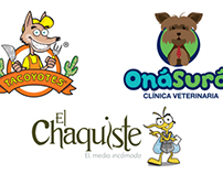Logos y Personajes