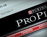 Nestlé Purina Proplan Manual de Marca Digital