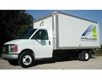 Andlauer Transportation Rebrand
