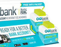 GoBank Retail & Integration & Display