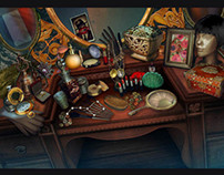 Hidden Object In-Game Assets