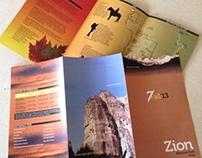 Zion Nat'l Park Brochure
