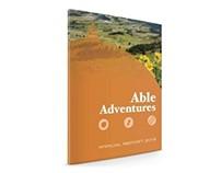 Able Adventures Branding
