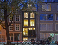 Renovation Canal House Amsterdam