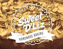 Sweet D' Liz I Branding Identity