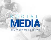 Rede Social Su Beauty Buena Hair - Mês dos pais