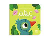 Je trace mon ABC des animaux. Editions Langue Au Chat