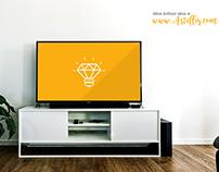 Free SmartTV mockup