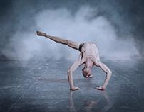 Photography - François Richard, Dancer