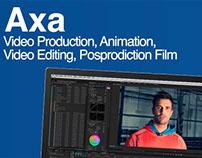 Video & Animation production // AXA