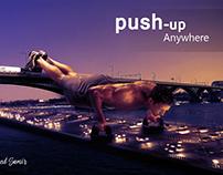 Push-up Any Where - Photo Manipulation / Compositing