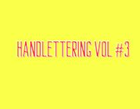 Handlettering vol#3 funstyle