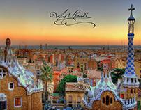 BRAND IDENTITY Antoni Gaudí