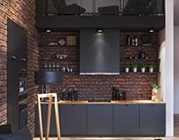 Loft appartament
