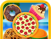 All U Can Eat: Food Match Puzzle