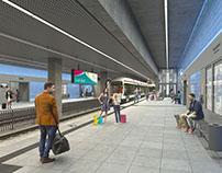 Augsburg Train Station Redesign