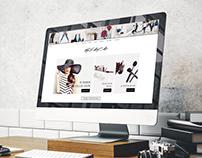 Free Website Screen Mockup PSD