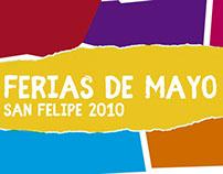 Ferias de Mayo