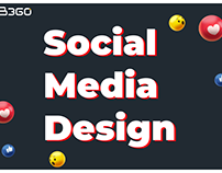 Social Media Designs By B360 Digital Marketing