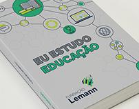 Livro - Fundação Lemann Projeto gráfico