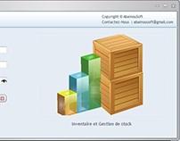 Logiciel : Inventaire et gestion de stock