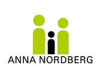 Anna Nordberg - Grafisk identitet, logotyp