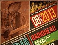 Indie Rock Fest Flyer / Poster