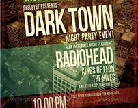 Music Event Flyer / Poster Template