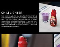 Olineza Chili lighter