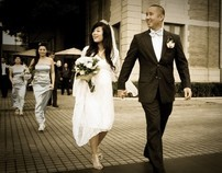 Alan and Hanna Wong: High-End Wedding Design Package