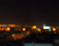 Tunisia by night