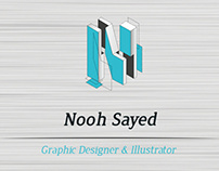 NOOH SAYED - Infographic CV