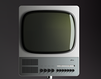 Braun FS80 TV Set