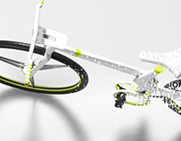 Split Bike Concept