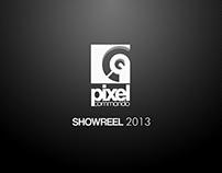 Showreel Pixel Commando 2013