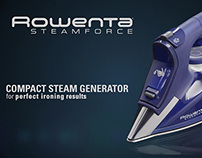 Rowenta Steamforce