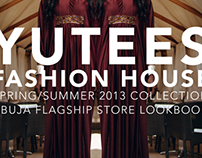Yutees Fashion House Lookbook
