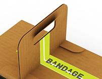 URBAN BANDAGE | Packaging innovation