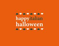 HAPPY ITALIAN HALLOWEEN